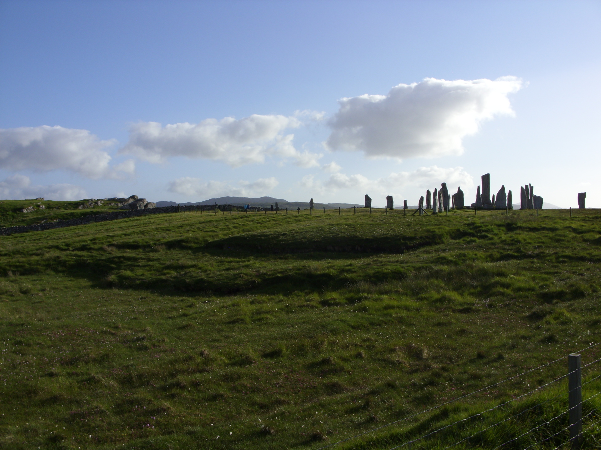 Bed and Breakfast Accommodation in Callanish Isle of Lewis, Outer Hebrides, Scotland, near The Callanish Stones
